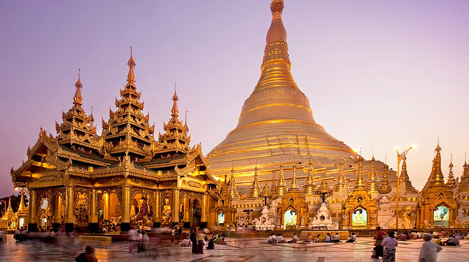 Myanmar Tour.