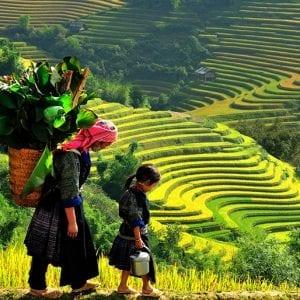 Sapa Vietnam Trek