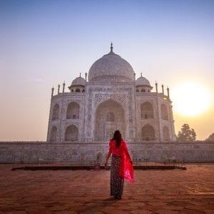 Taj Mahal India Tour
