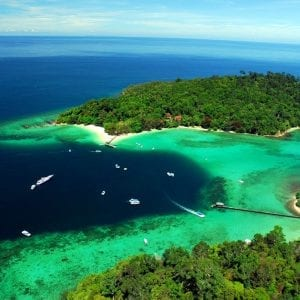 TAR National Park MyHoliday2 Borneo Tour