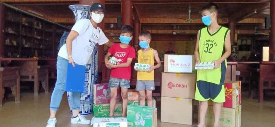 MyHoliday2 Hanoi Donation