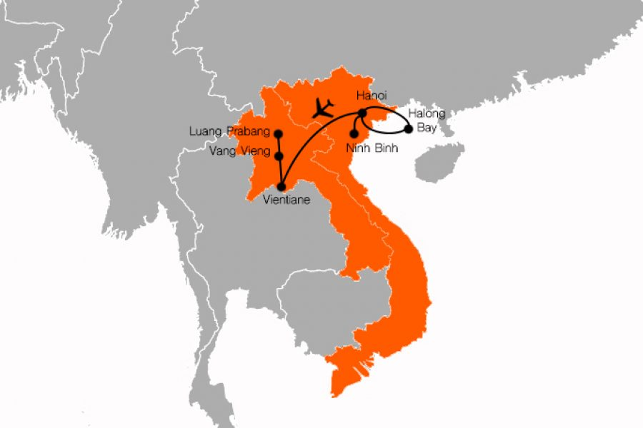 11 Day Vietnam & Laos Tour