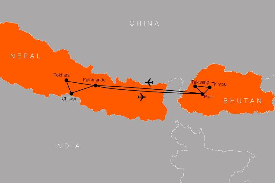 12D Nepal & Bhutan Tour MyHoliday2