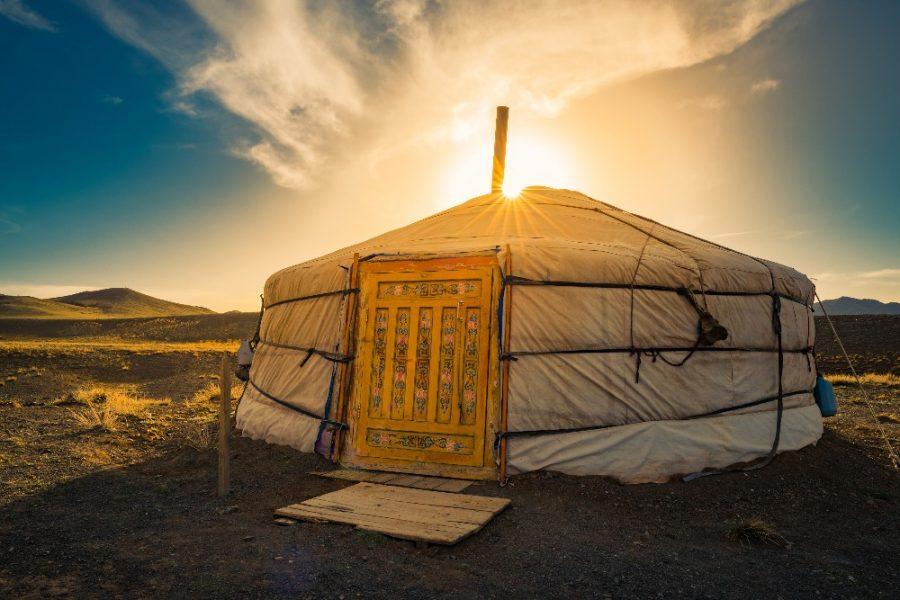 Mongolia Ger Camp MyHoliday2 Mongolia Tour