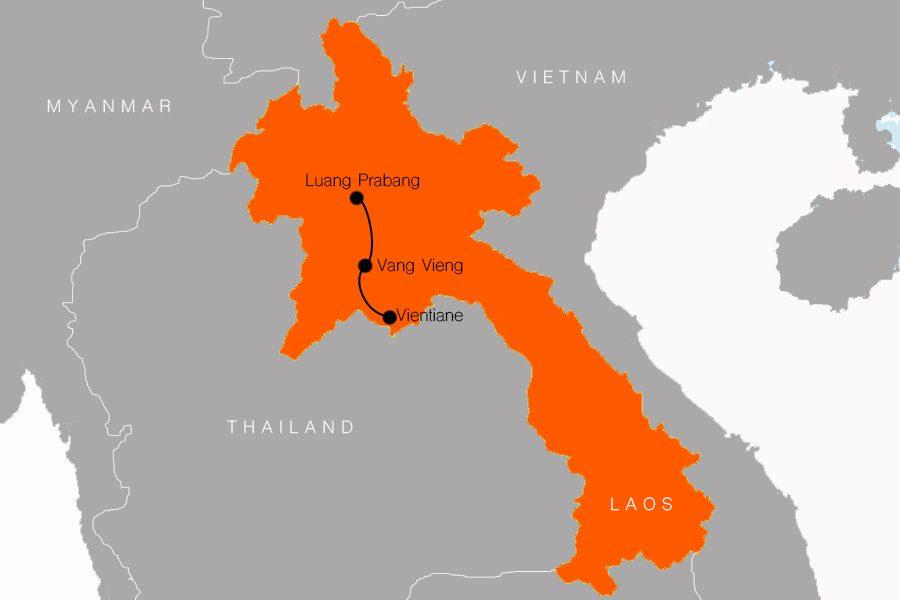 7 Day Laos Tour