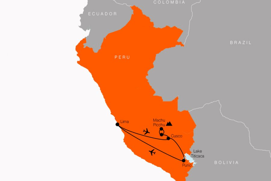 9 Day Best of Peru Tour