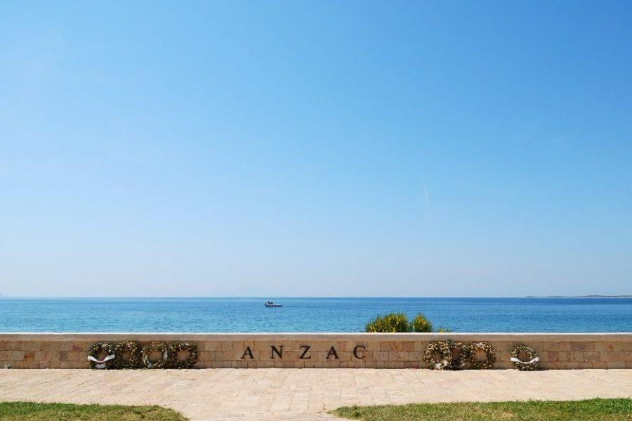 Gallipoli ANZAC day 2022