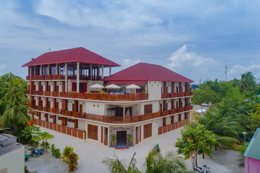 cheap maldives deal - araamu holidays and spa