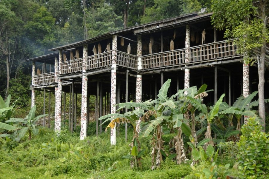 Iban Longhouse Homestay