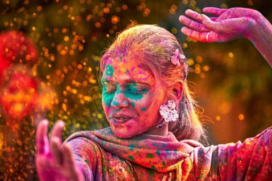 India Holi Festival Tour 2021