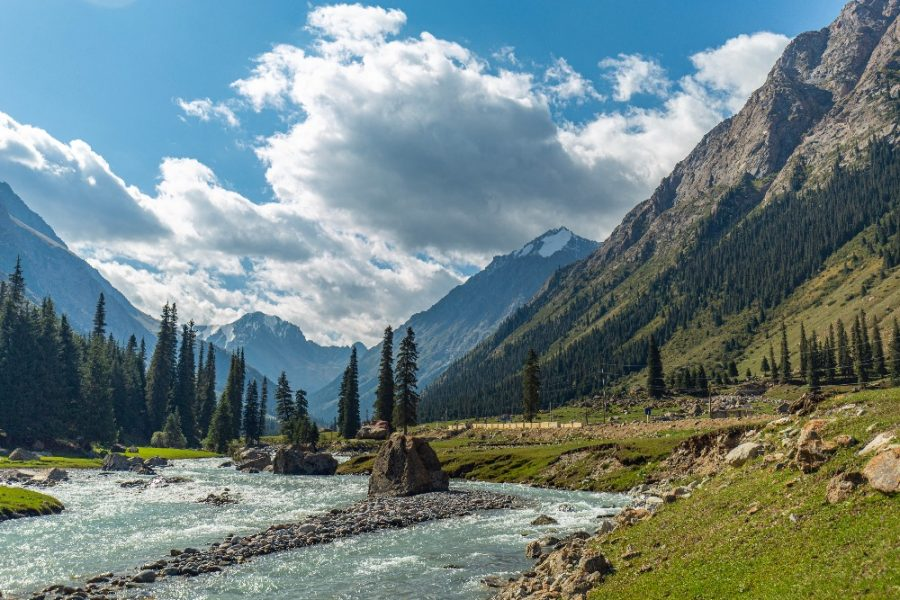 Kyrgystan MyHoliday2 Central Asia Tours