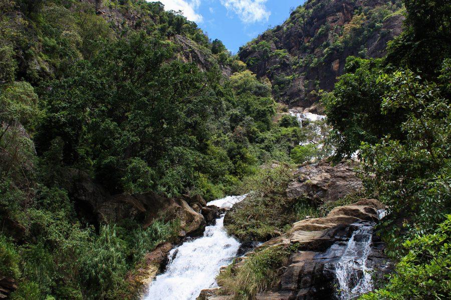 The Ravana Falls Ella - Sri Lanka MyHoliday2