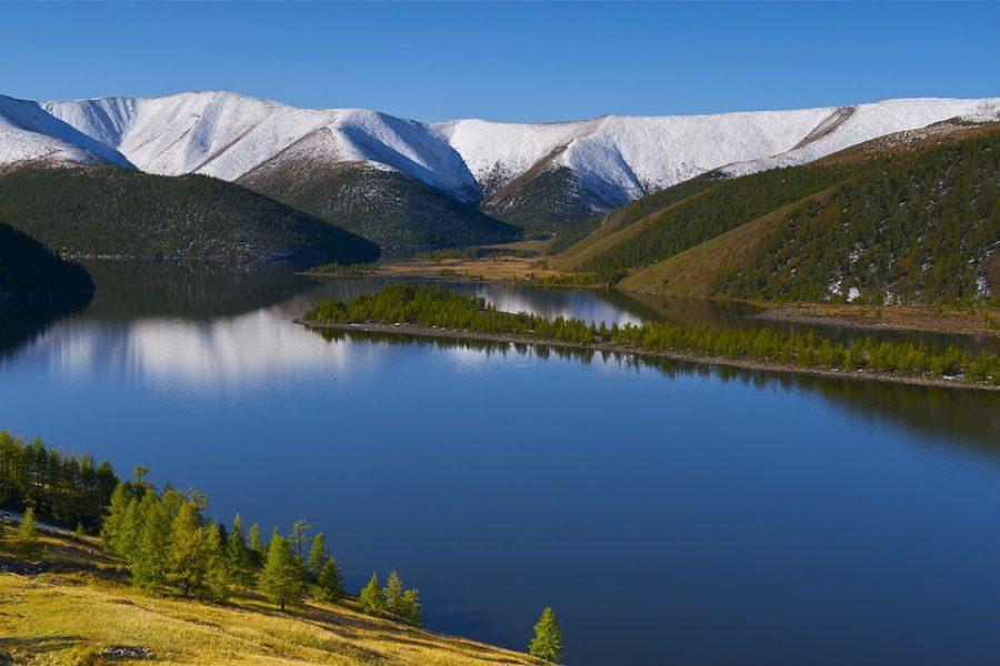 shireet lake Myholiday2 mongolia tours